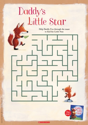 daddyslittlestar_maze