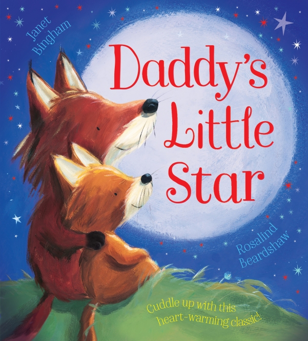 Daddy'sLittleStar_2017_Cover