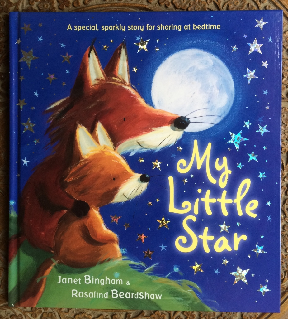 This image has an empty alt attribute; its file name is my_little_star_cover-e1497016182669.jpg