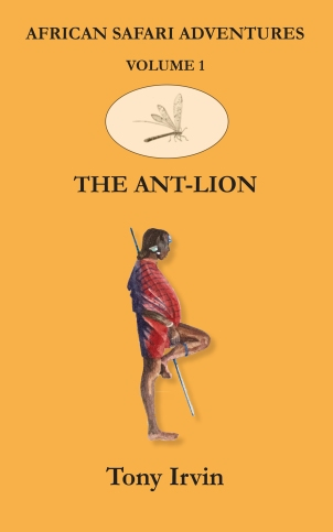 Ant Lion Cover-Kindle