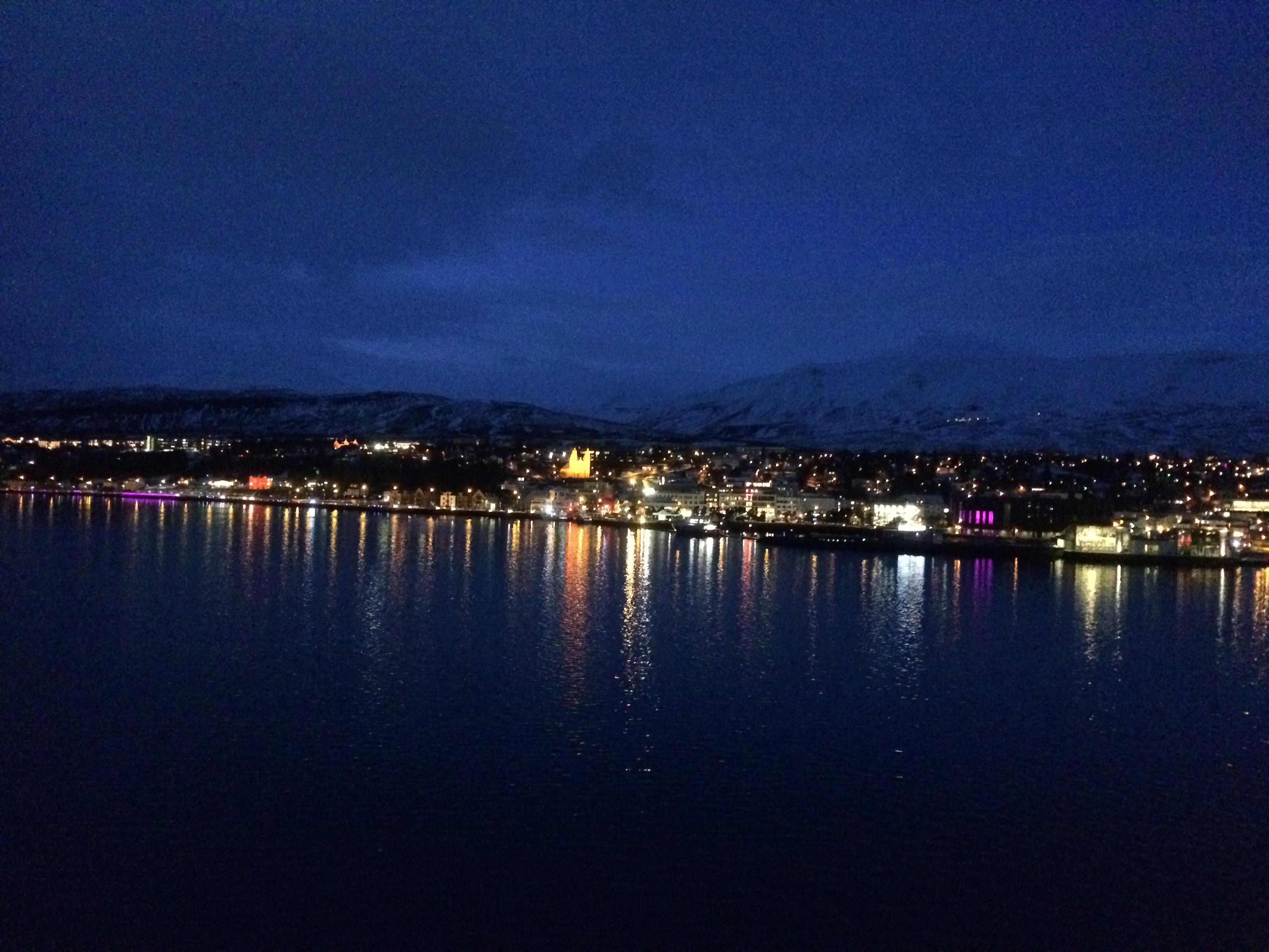 Akureyri Lights
