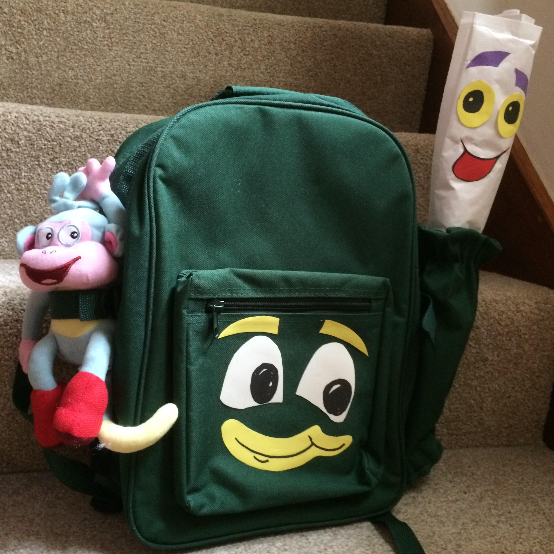 Dora Explorer backpack