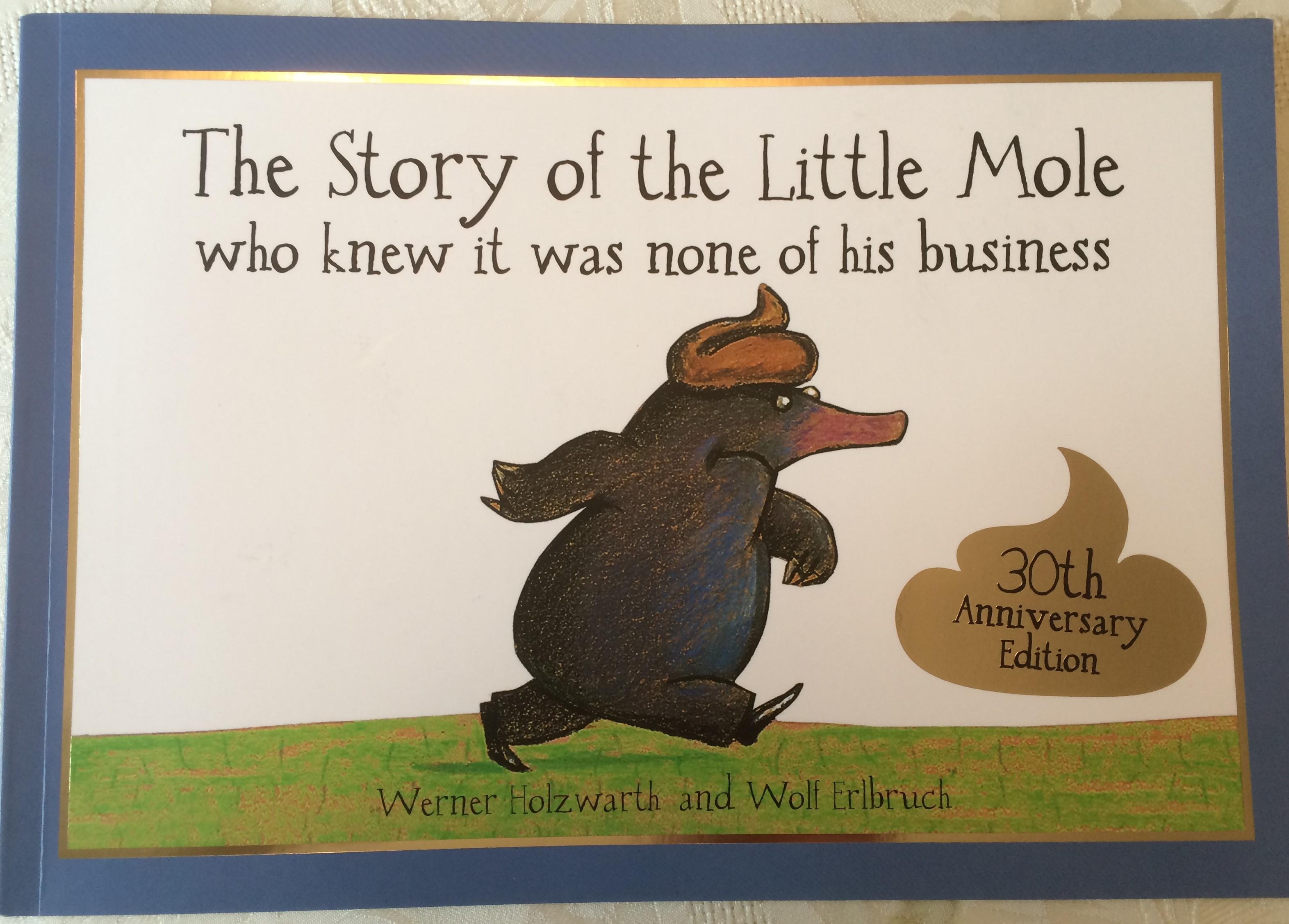 Mole Business cover