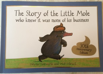 Mole Business cover