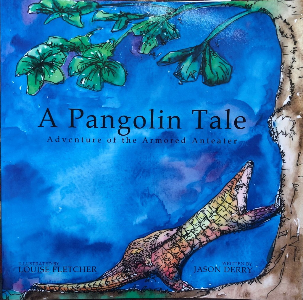 This image has an empty alt attribute; its file name is a-pangolin-tale-fletcher-and-derry.jpg